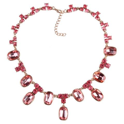 Beautiful pink necklace - contact us for more details