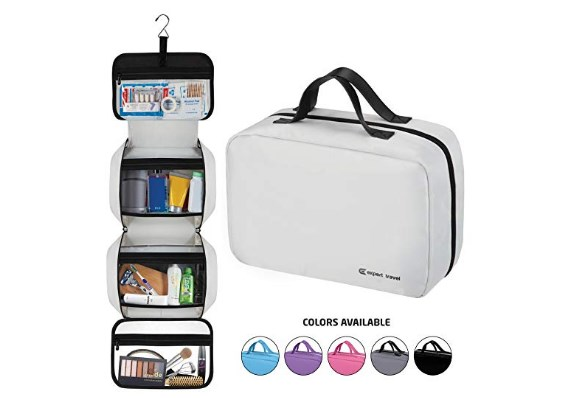 toiletry bag to add to your carry on luggage